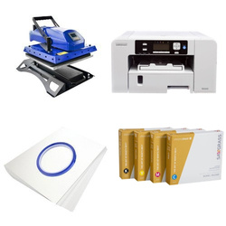 Printing kit for T-shirts Sawgrass Virtuoso SG500 + MATE-Y38 ChromaBlast