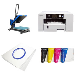 Printing kit for T-shirts Sawgrass Virtuoso SG500 + PLUS-PB3838MD Sublimation Thermal Transfer