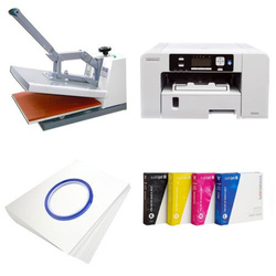 Printing kit for T-shirts Sawgrass Virtuoso SG500 + SB3A Sublimation Thermal Transfer