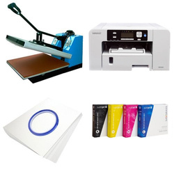 Printing kit for T-shirts Sawgrass Virtuoso SG500 + SB3B-45-2 Sublimation Thermal Transfer