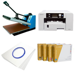 Printing kit for T-shirts Sawgrass Virtuoso SG500 + SB3B ChromaBlast