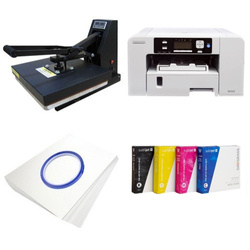 Printing kit for T-shirts Sawgrass Virtuoso SG500 + SB3D2 Sublimation Thermal Transfer