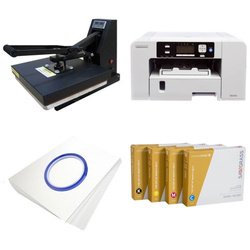Printing kit for T-shirts Sawgrass Virtuoso SG500 + SB3D3 ChromaBlast