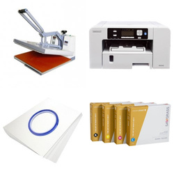 Printing kit for T-shirts Sawgrass Virtuoso SG500 + SB5A-2 ChromaBlast