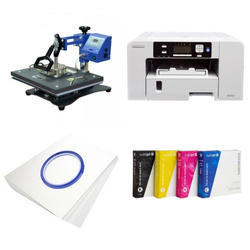 Printing kit for T-shirts Sawgrass Virtuoso SG500 + SD71 Sublimation Thermal Transfer