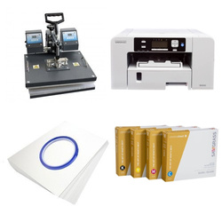 Printing kit for T-shirts Sawgrass Virtuoso SG500 + SD73 ChromaBlast