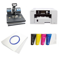 Printing kit for T-shirts Sawgrass Virtuoso SG500 + SD73 Sublimation Thermal Transfer