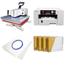 Printing kit for T-shirts Sawgrass Virtuoso SG500 + SY99-45-2 ChromaBlast