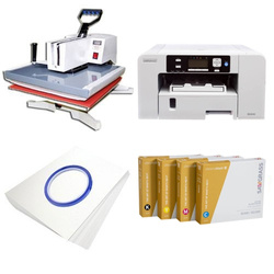 Printing kit for T-shirts Sawgrass Virtuoso SG500 + SY99 ChromaBlast