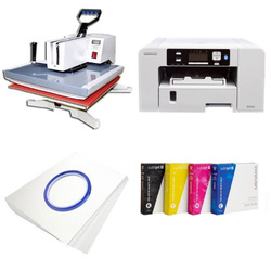 Printing kit for T-shirts Sawgrass Virtuoso SG500 + SY99 Sublimation Thermal Transfer