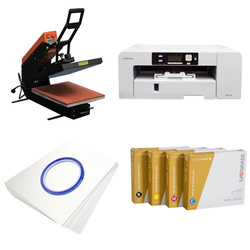 Printing kit for T-shirts Sawgrass Virtuoso SG800 + JTSB3G-2 ChromaBlast