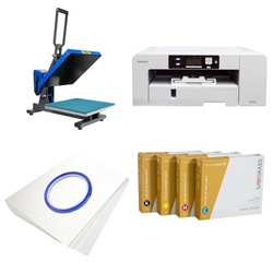 Printing kit for T-shirts Sawgrass Virtuoso SG800 + PLUS-PB4060F ChromaBlast