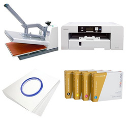 Printing kit for T-shirts Sawgrass Virtuoso SG800 + SB3A ChromaBlast