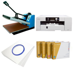 Printing kit for T-shirts Sawgrass Virtuoso SG800 + SB3B ChromaBlast
