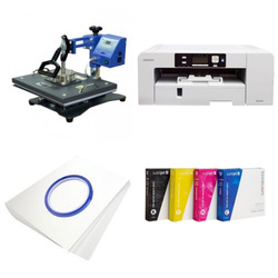 Printing kit for T-shirts Sawgrass Virtuoso SG800 + SD71 Sublimation Thermal Transfer