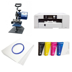Printing kit for caps Sawgrass Virtuoso SG1000 + SM03 Sublimation Thermal Transfer