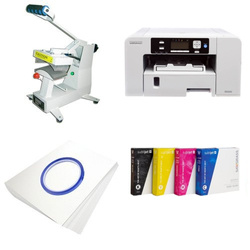 Printing kit for caps Sawgrass Virtuoso SG400 + SM02 Sublimation Thermal Transfer