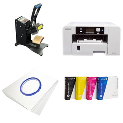 Printing kit for caps Sawgrass Virtuoso SG500 + JTSM05 Sublimation Thermal Transfer
