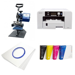 Printing kit for caps Sawgrass Virtuoso SG500 + SM03 Sublimation Thermal Transfer