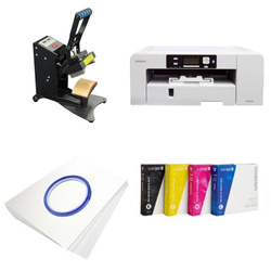 Printing kit for caps Sawgrass Virtuoso SG800 + JTSM05 Sublimation Thermal Transfer