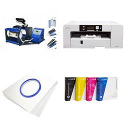 Printing kit for mugs Sawgrass Virtuoso SG1000 + SB05V Sublimation Thermal Transfer
