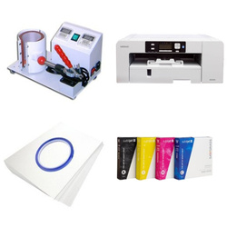 Printing kit for mugs Sawgrass Virtuoso SG1000 + SB58 Sublimation Thermal Transfer