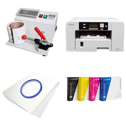 Printing kit for mugs Sawgrass Virtuoso SG400 + SB02 Sublimation Thermal Transfer