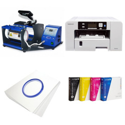 Printing kit for mugs Sawgrass Virtuoso SG400 + SB03 Sublimation Thermal Transfer