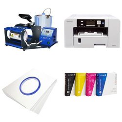 Printing kit for mugs Sawgrass Virtuoso SG500 + JTSB04 Sublimation Thermal Transfer