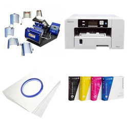 Printing kit for mugs Sawgrass Virtuoso SG500 + JTSB06-6 Sublimation Thermal Transfer