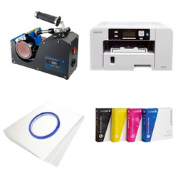 Printing kit for mugs Sawgrass Virtuoso SG500 + PLUS-KBJ2 Sublimation Thermal Transfer