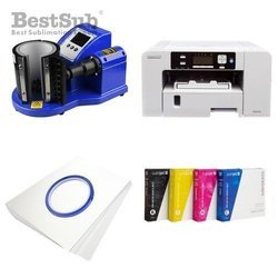 Printing kit for mugs Sawgrass Virtuoso SG500 + PLUS-KBJQ2 Sublimation Thermal Transfer