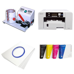 Printing kit for mugs Sawgrass Virtuoso SG500 + SB58 Sublimation Thermal Transfer