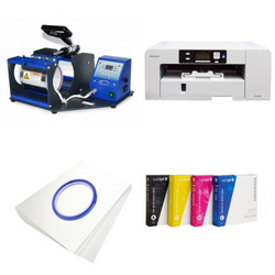 Printing kit for mugs Sawgrass Virtuoso SG800 + SB03 Sublimation Thermal Transfer