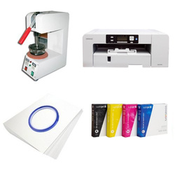 Printing kit for plates Sawgrass Virtuoso SG1000 + SP01 Sublimation Thermal Transfer