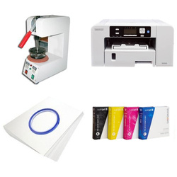 Printing kit for plates Sawgrass Virtuoso SG500 + SP01 Sublimation Thermal Transfer