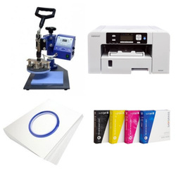 Printing kit for plates Sawgrass Virtuoso SG500 + SP02 Sublimation Thermal Transfer