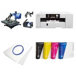 Printing kit multifunctional Sawgrass Virtuoso SG1000 + COMBO4 Sublimation Thermal Transfer