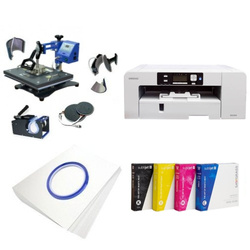 Printing kit multifunctional Sawgrass Virtuoso SG1000 + SD70 Sublimation Thermal Transfer