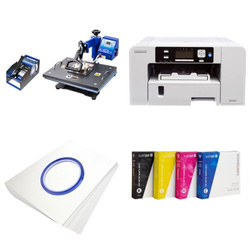 Printing kit multifunctional Sawgrass Virtuoso SG400 + COMBO1 Sublimation Thermal Transfer