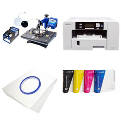 Printing kit multifunctional Sawgrass Virtuoso SG400 + COMBO3 Sublimation Thermal Transfer