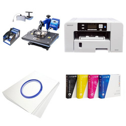 Printing kit multifunctional Sawgrass Virtuoso SG400 + COMBO4 Sublimation Thermal Transfer