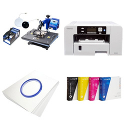 Printing kit multifunctional Sawgrass Virtuoso SG400 + SD69 Sublimation Thermal Transfer