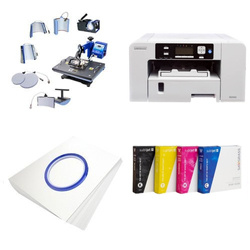 Printing kit multifunctional Sawgrass Virtuoso SG500 + SD72 Sublimation Thermal Transfer