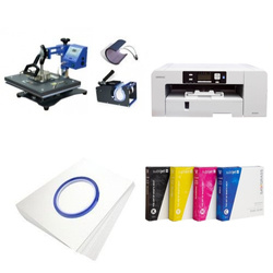 Printing kit multifunctional Sawgrass Virtuoso SG800 + COMBO2 Sublimation Thermal Transfer