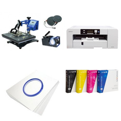 Printing kit multifunctional Sawgrass Virtuoso SG800 + COMBO3 Sublimation Thermal Transfer