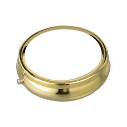 Round pill box gold Sublimation Thermal Transfer