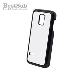 Samsung Galaxy S5 Mini case plastic black Sublimation Thermal Transfer