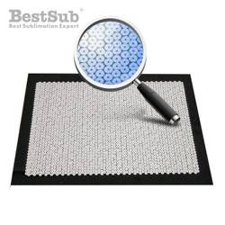 Sequin underlay 3 mm – A4 – 1 set honeycomb