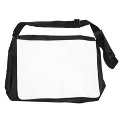 Shoulder bag 36 x 28 x 11 cm Sublimation Thermal Transfer
